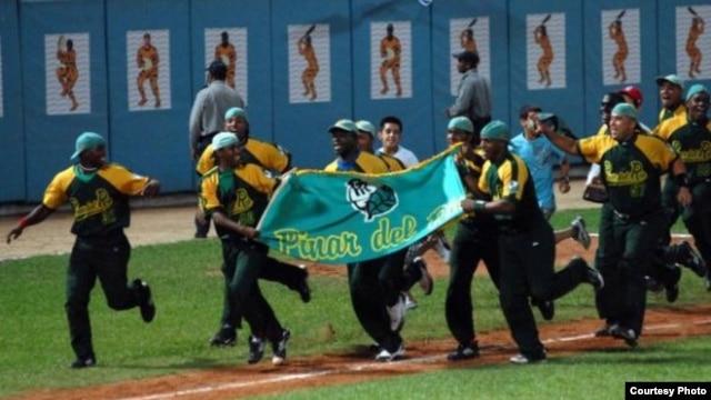 Equipo Pinar del Río Béisbol