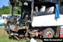 El mal estado de los vehículos es una de las principales causas de accidentes fatales en Cuba.