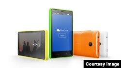 El nuevo terminal Nokia X2, que se comercializa con sistema operativo Android.