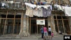Expertos consideran que La Habana es una ciudad muy hermosa pero también muy en ruinas.