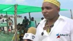 Creyentes de todas las religiones esperan al Papa en Cuba