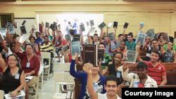 Iglesia Comunitaria Metropolitana en Cuba/Cortesía Diario Rotativo.