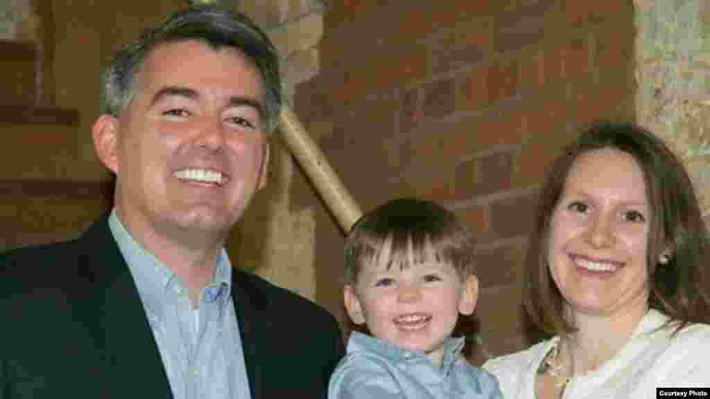 Cory Gardner Senador Republicano por Colorado