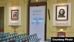Galería de los Patriotas Latinoamericanos en la Casa Rosada de Argentina.