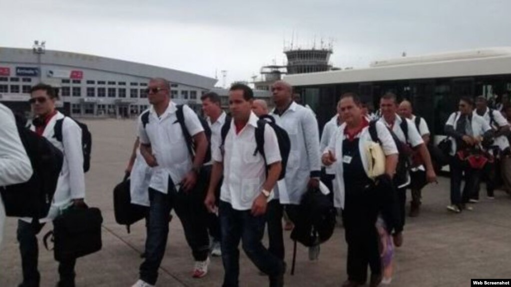 Posible llegada de unos 200 médicos cubanos a Uganda genera reacciones en el país africano.