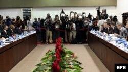 Estados Unidos y Cuba, primera reunión tras el restablecimiento del relaciones