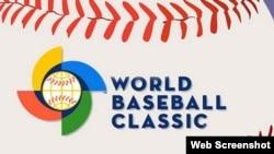 Clásico Mundial de Béisbol. Logo.
