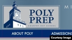 Poly Prep Country Day School.
