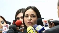 María Corina dijo que Venezuela está dentro de una etapa plena de transición
