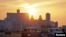 La Habana es un gran museo de automobiles.