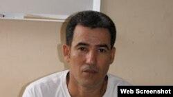El periodista independiente Calixto Martínez