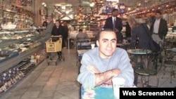 Adem Arici en una foto de hurriyetdailynews.com