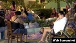 Sismos en región oriental de Cuba