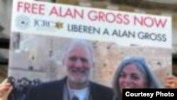 El contratista estadounidense, Alan Gross