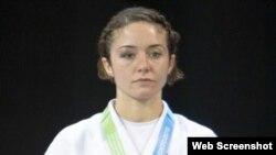 Angélica Delgado, judoka cubanoamericana.
