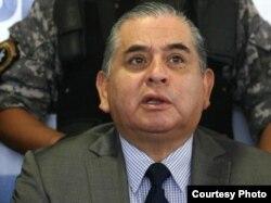 El comisionado del INM mexicano, Ardelio Vargas Fosado.