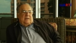 El cubano que hizo historia con la cadena McDonalds