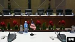 La cuarta ronda de conversaciones EEUU-Cuba, el 21 de mayo de 2015, se enfocará en medidas prácticas para la reapertura de embajadas.