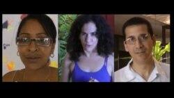 Una oncena de abogados y activistas arrestados en La Habana