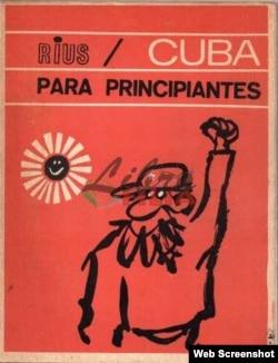 "Portada de ""Cuba para principiantes""."