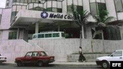 Meliá Cohiba de La Habana. Archivo.