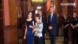Los reyes de España concluyen su visita oficial de cinco días a Estados Unidos