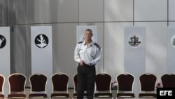 Benny Gantz, jefe del Estado Mayor de Israel