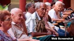 La provincia de Villa Clara es la que tiene más personas mayores de 60 años