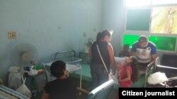 Reporta Cuba. Hospital. Foto: Ángel Iván Esteva.