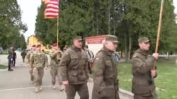 Soldados de EEUU entrenarán a colegas de Ucrania