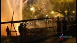 Decenas de heridos por explosión de fuegos artificiales en las Parrandas de Remedios