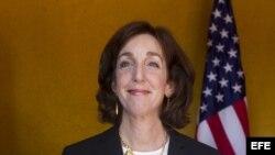 Roberta S. Jacobson, Secretaria de Estado para el Hemisferio Occidental.