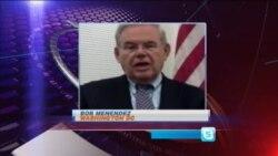 El Senador Bob Menéndez habla sobre la Ley de Ajuste Cubano