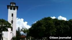 Entorno donde realizan marchas dominicales las Damas de Blanco