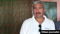 Reporta Cuba Periodistas independiente en Ciego de Avila Alejandro.