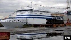 EE.UU. no tiene planes inmediatos de autorizar viajes de un ferry para llevar pasajeros a Cuba.