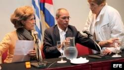 Gestionan ayuda para expresos cubanos