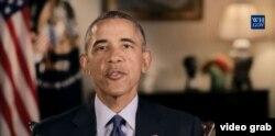 Mensaje público: El presidente Obama se comprometió a hablar en Cuba con franqueza de los Derechos Humanos.