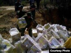 fotos divulgadas en twitpic Venezuela