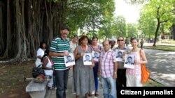 Reporta Cuba. Facebook de Lía Villares.
