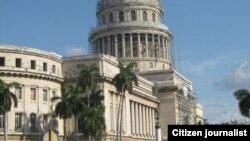La restauración del Capitolio.