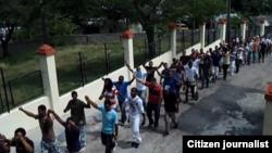 Reporta Cuba. Activistas de UNPACU. Foto: UNPACUPress.