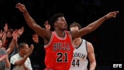 Los Chicago Bulls están invictos.