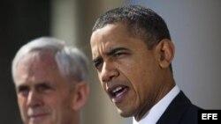 """El presidente estadounidense, Barack Obama, aseguró que su Gobierno investigará """"hasta las últimas consecuencias"""" la matanza de 16 civiles afganos el pasado domingo."""