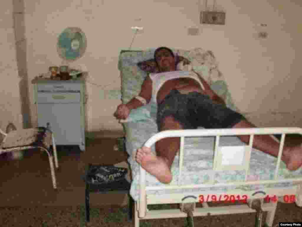 Hospital Julio Trigo López en el municipio Arroyo Naranjo de Ciudad Habana