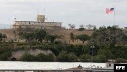 Foto de archivo. Base naval de Guantánamo (Cuba).