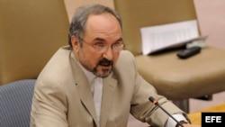 El anterior embajador de Irán ante la ONU, Mohammad Khazaee