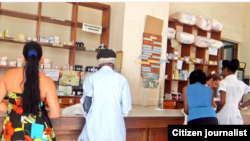 Reporta Cuba. Farmacias. Foto: @yusnaby.