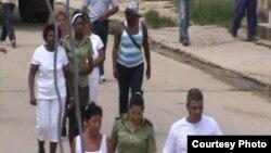 Cuba, aumento de la represión