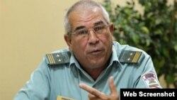 Coronel Lamberto Fraga Hernández
